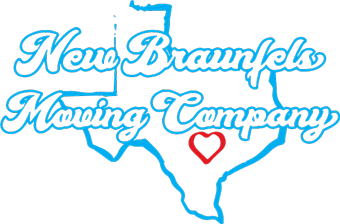 New Braunfels Moving Company Logo